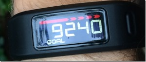 Garmin Vivofit Activity Tracker Review: A Runner's Perspective