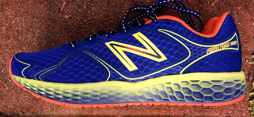 52e6e12f2afdb New Balance Fresh Foam 980 Review: Firm, Responsive, and A Bit Pointy