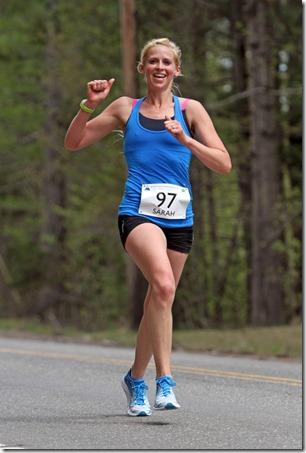 Sarah Canney Running