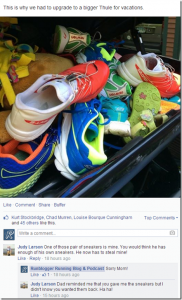 Busted: Never Steal Skechers From Your Mom