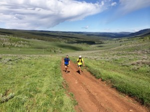 Ultra Race Report: Gratitude and Distillation at the Bighorn 100 Trail Run