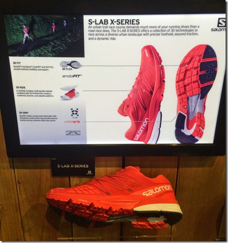 Salomon Sense X-Series