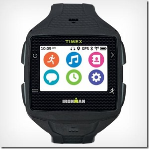 Timex One GPS  Square