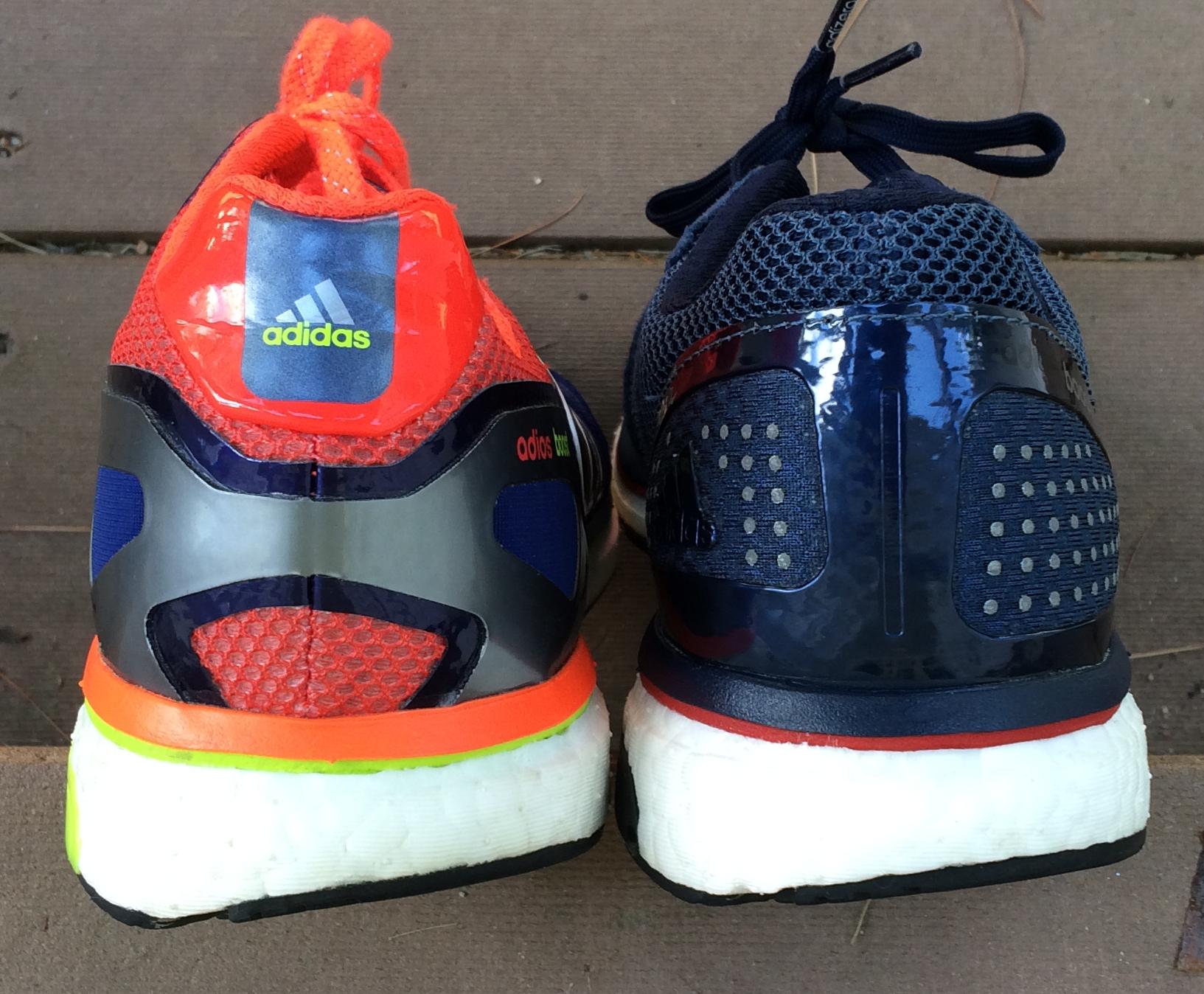 huge selection of 47e4a 3c07a adidas Adios Boost Heel