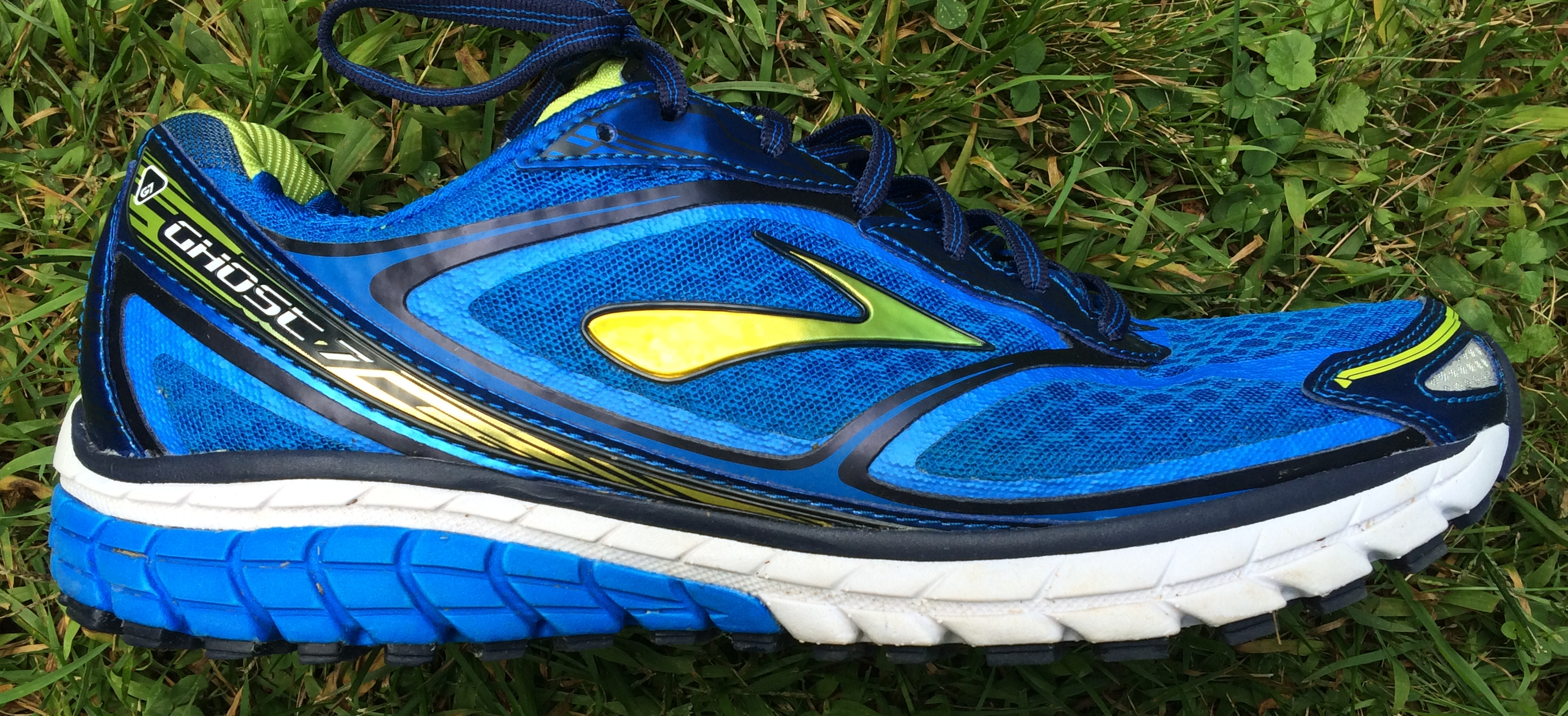 Brooks Ghost 7 Running Shoe Review