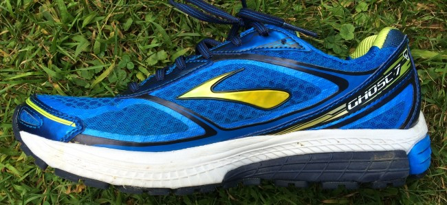 Brooks Ghost  Running Shoes Review