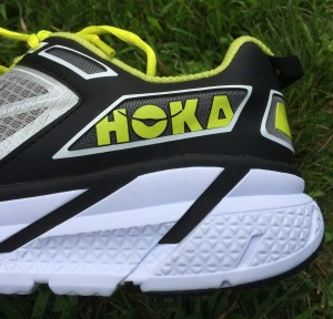 Hoka Clifton Heel