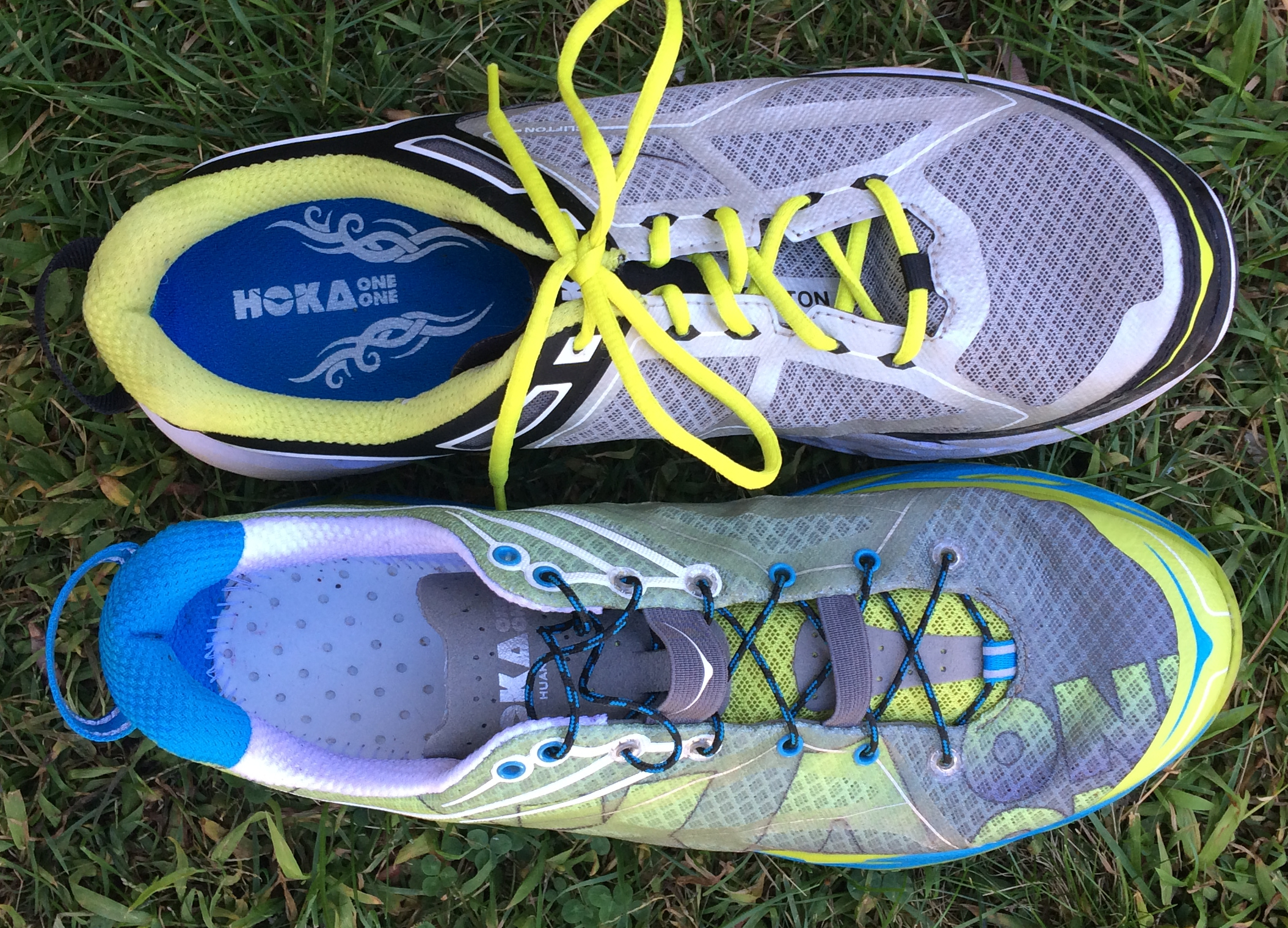 hoka one one replacement laces