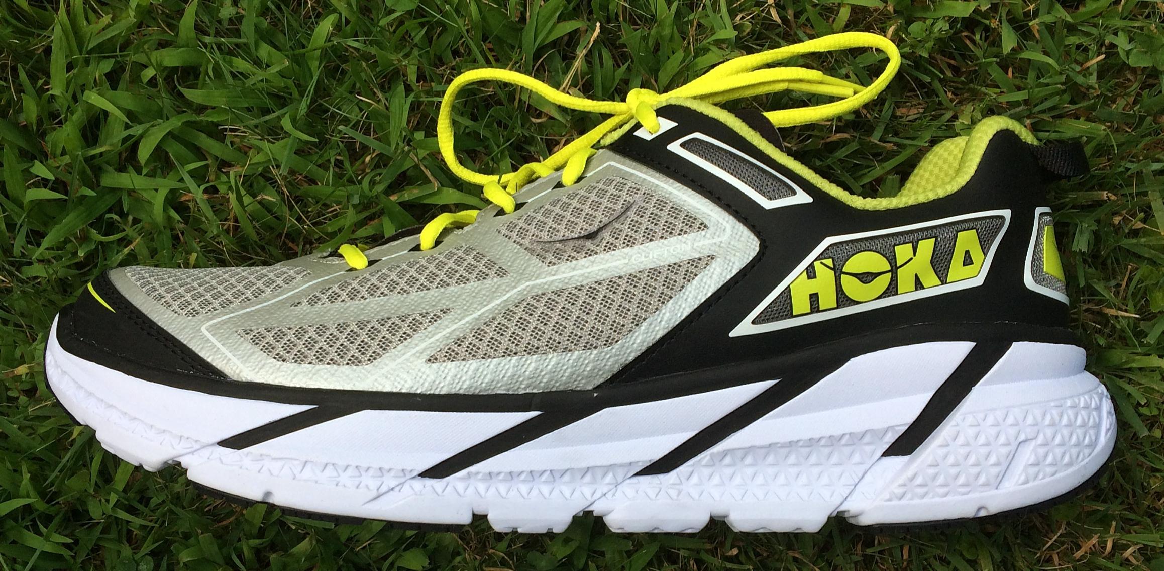 huge selection of 370e5 4ce28 Hoka Clifton Running Shoe Review