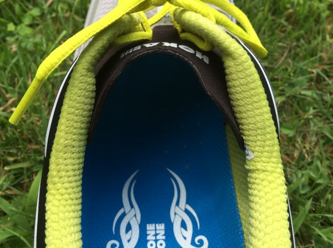 Hoka Clifton Tongue