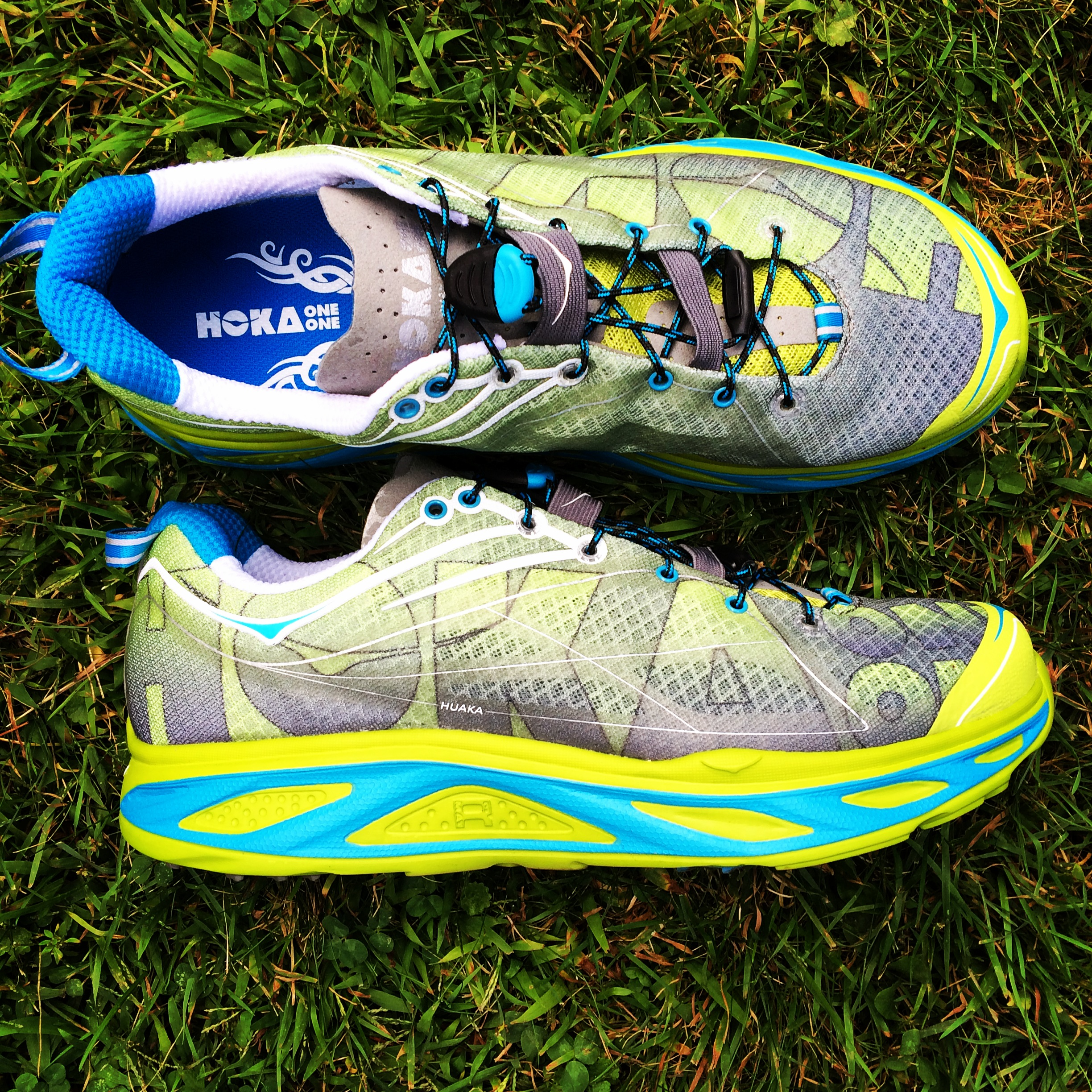 Hoka Huaka Running Shoe Review with Comparisons to the ...