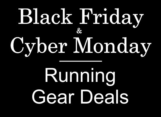 Cyber Monday Running Shoe and Gear Deals