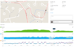 Another Example of a Garmin Forerunner 620 Tracking Problem