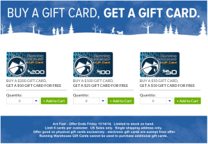 Rw Gift Cards