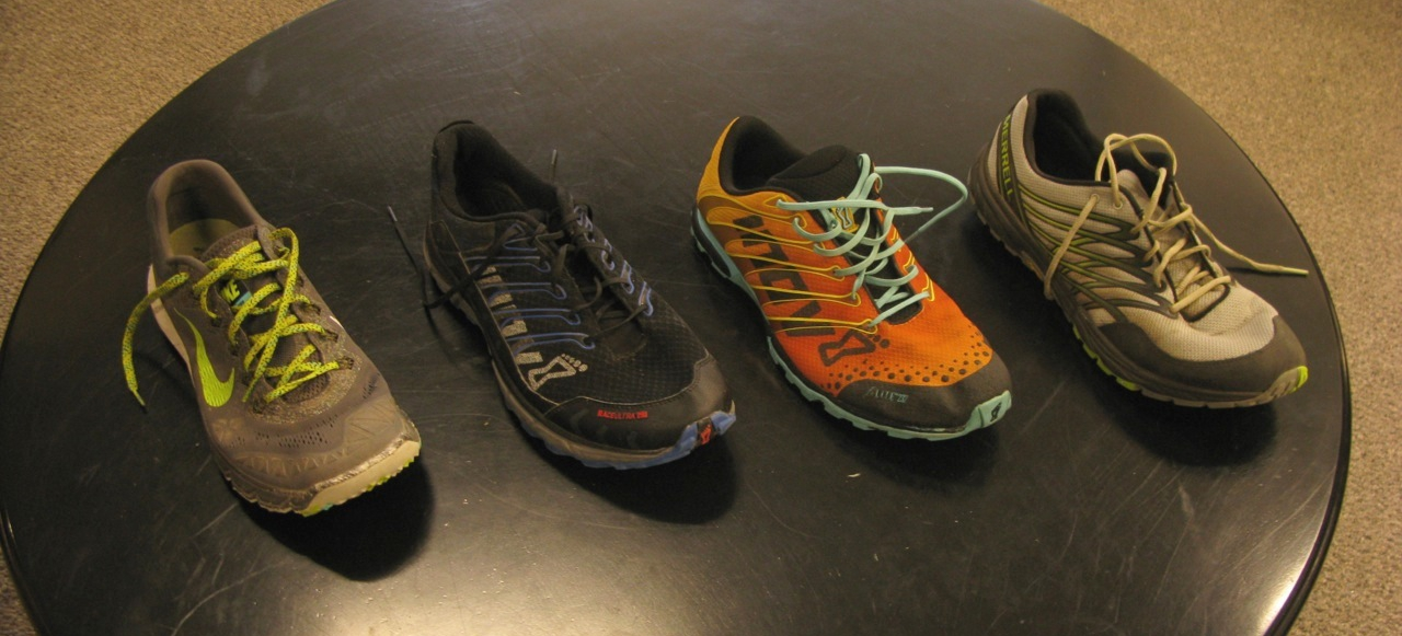 Best trail running shoes 2014