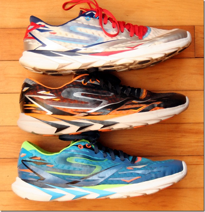 Skechers GoMeb Speed 3 Colors