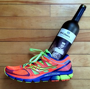 Wine Shoe