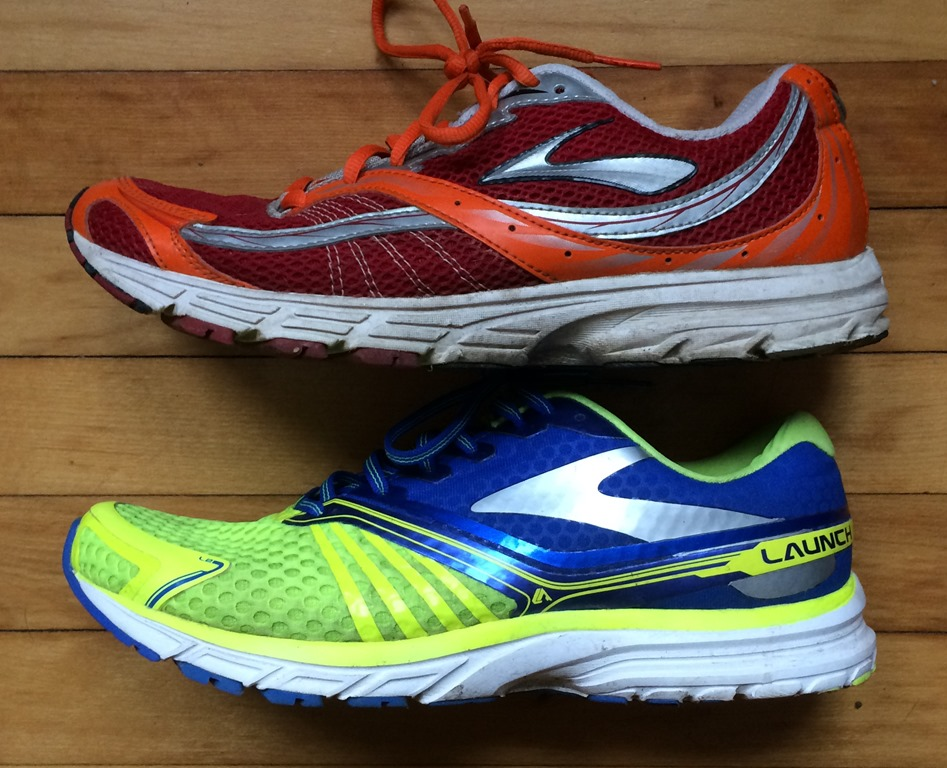 d077617d4 Brooks Launch 2 Running Shoe Review: Updating a Classic