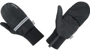 Review: GORE Urban Run Convertible Windstopper Gloves