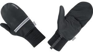 Review: GORE Urban Run Convertible Windstopper Gloves