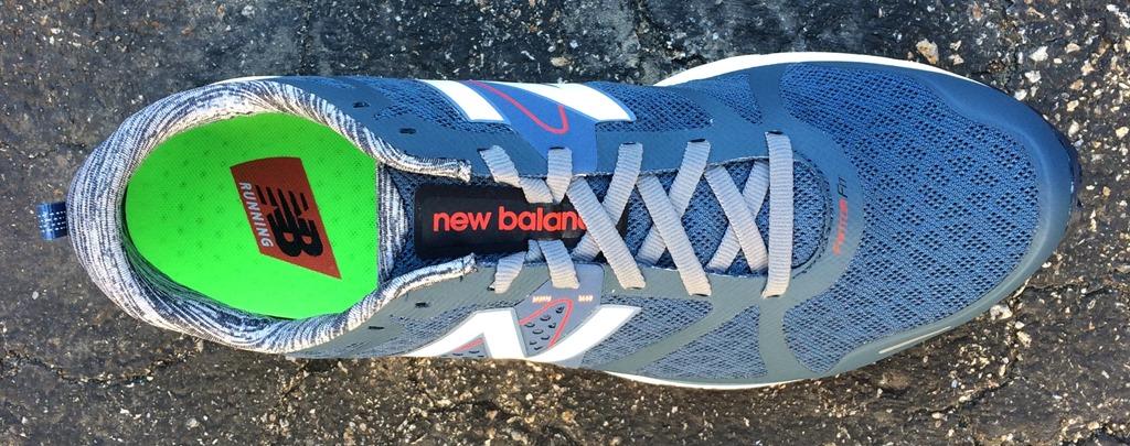 new balance 1600 fit