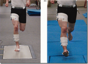 Foot Strike Patterns During Barefoot Running on Hard and Soft Surfaces