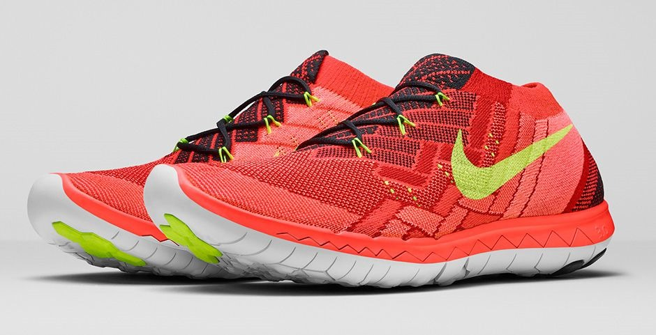 buy online 00ce4 eb66a 2015 Nike Free 5.0, 4.0 Flyknit and 3.0 Flyknit Released Today