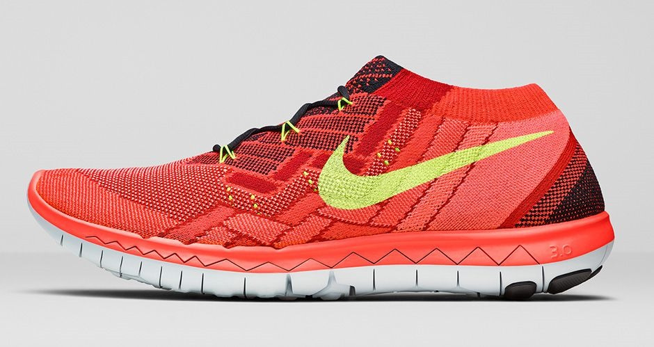 2015 Nike Free 5.0, 4.0 Flyknit and 3.0 Flyknit Released Today