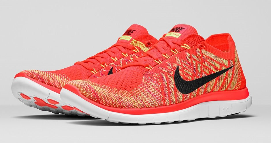 buy online a1c18 58ff1 2015 Nike Free 5.0, 4.0 Flyknit and 3.0 Flyknit Released Today