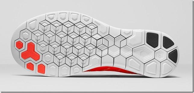 Nike Free 4.0 2015 sole