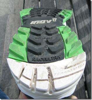 inov-8 Race Ultra 270 sole