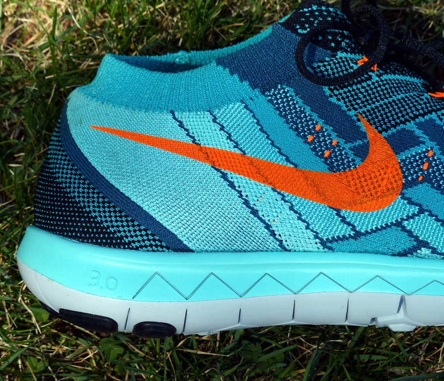 new product 31548 28f35 Nike Free 3.0 Flyknit 2015 Review  Flexible Sole, Sock-Like Upper, and  Solid Cushioning in a Lightweight Package
