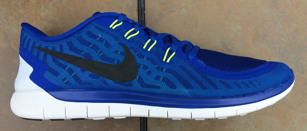 separation shoes 8cea2 853d9 Nike Free 5.0 2015 side