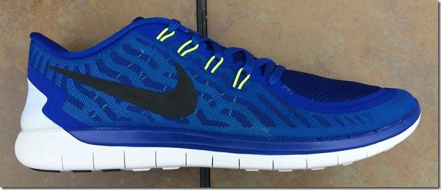 Nike Free 5.0 2015 side