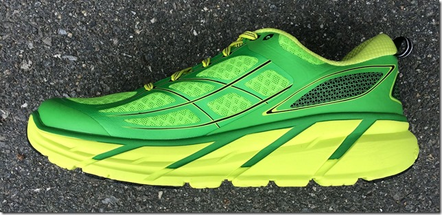 Hoka Clifton 2 Medial