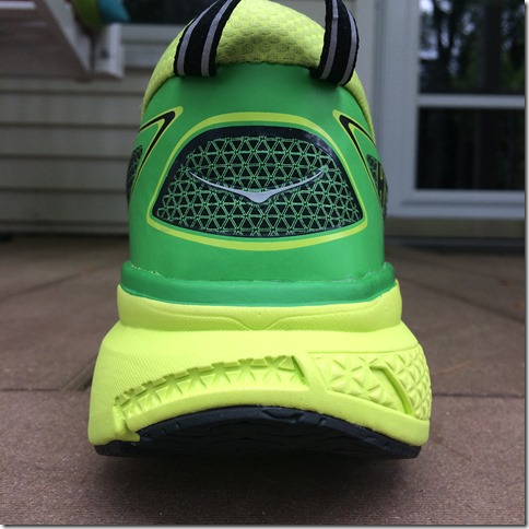 Hoka Clifton 2 Rear