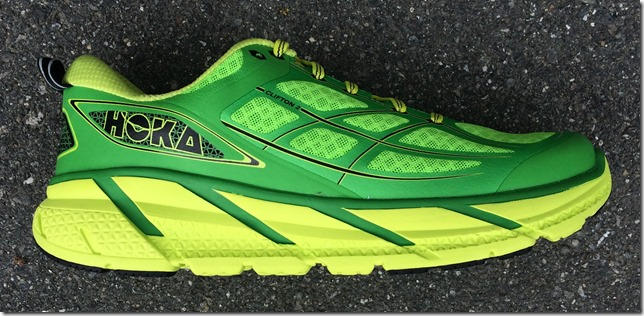 Hoka Clifton 2 Side