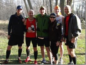 The Best thing About Blogging and Running: People
