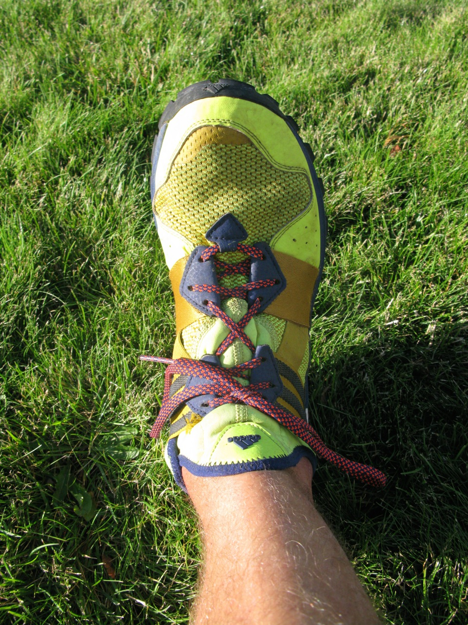 Adidas Response Trail Running Shoes Mens Review