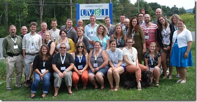 UVEI Interns 2015