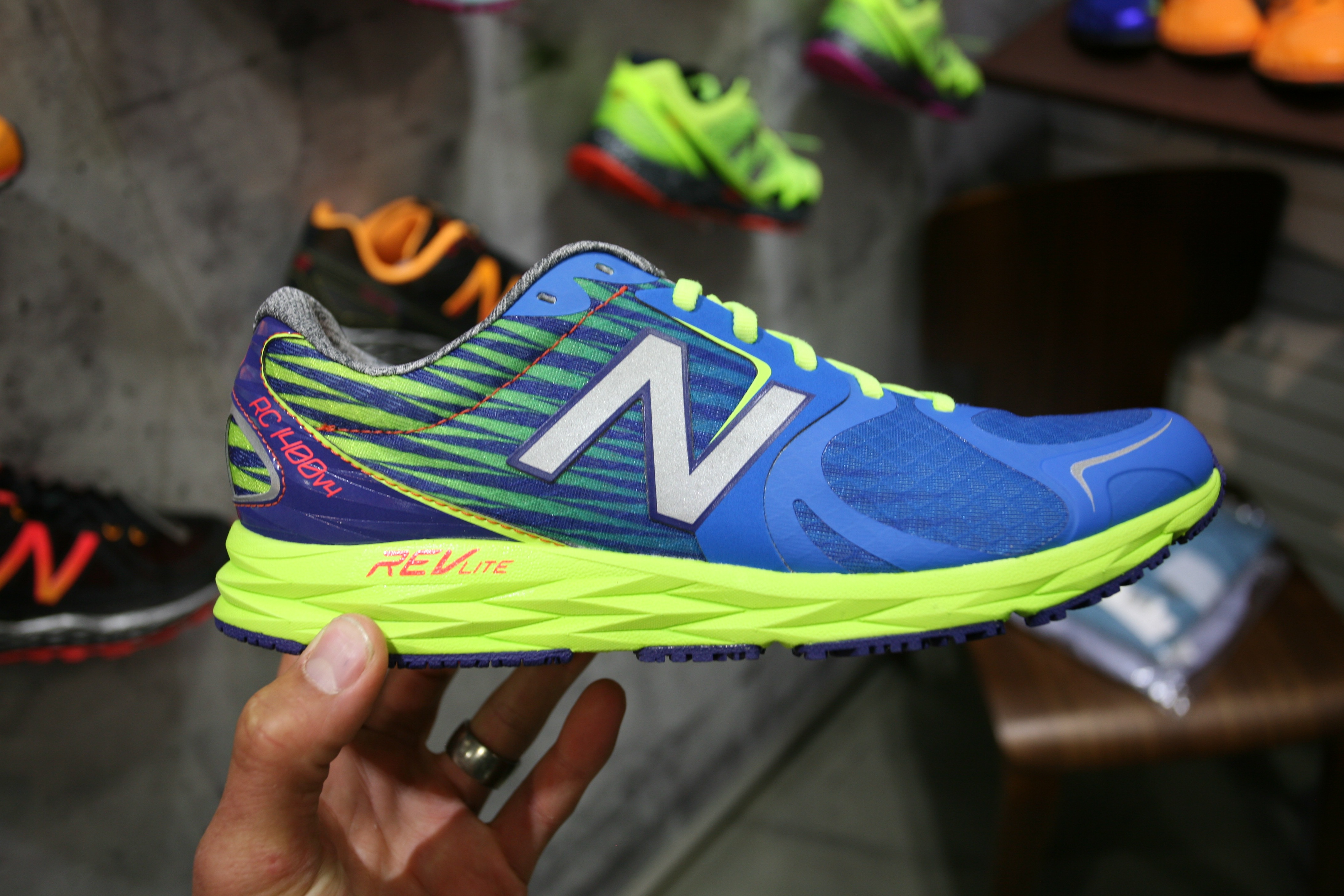 latest new balance running shoes