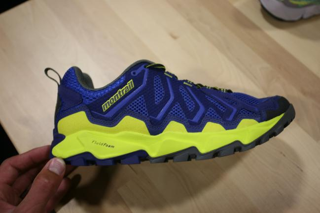 The Trans Alps has a more traditional upper with more support, low rand, and a little more supportive midsole design.