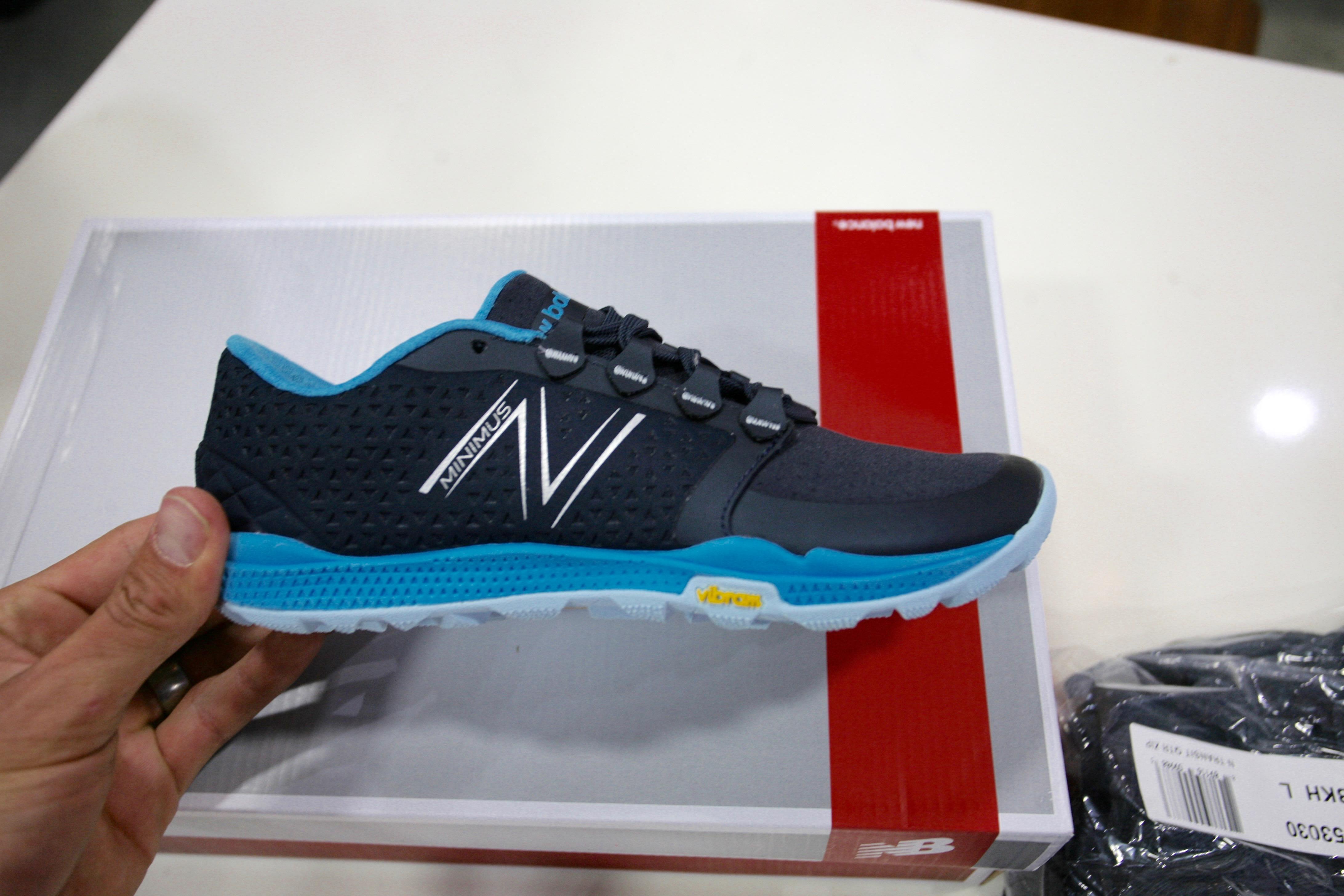 New Balance Leadville V Men S Shoes Black Toxic