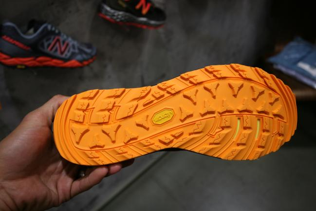 Nice outsole design that is Pearl Izumi N2-esque which will be good all around.