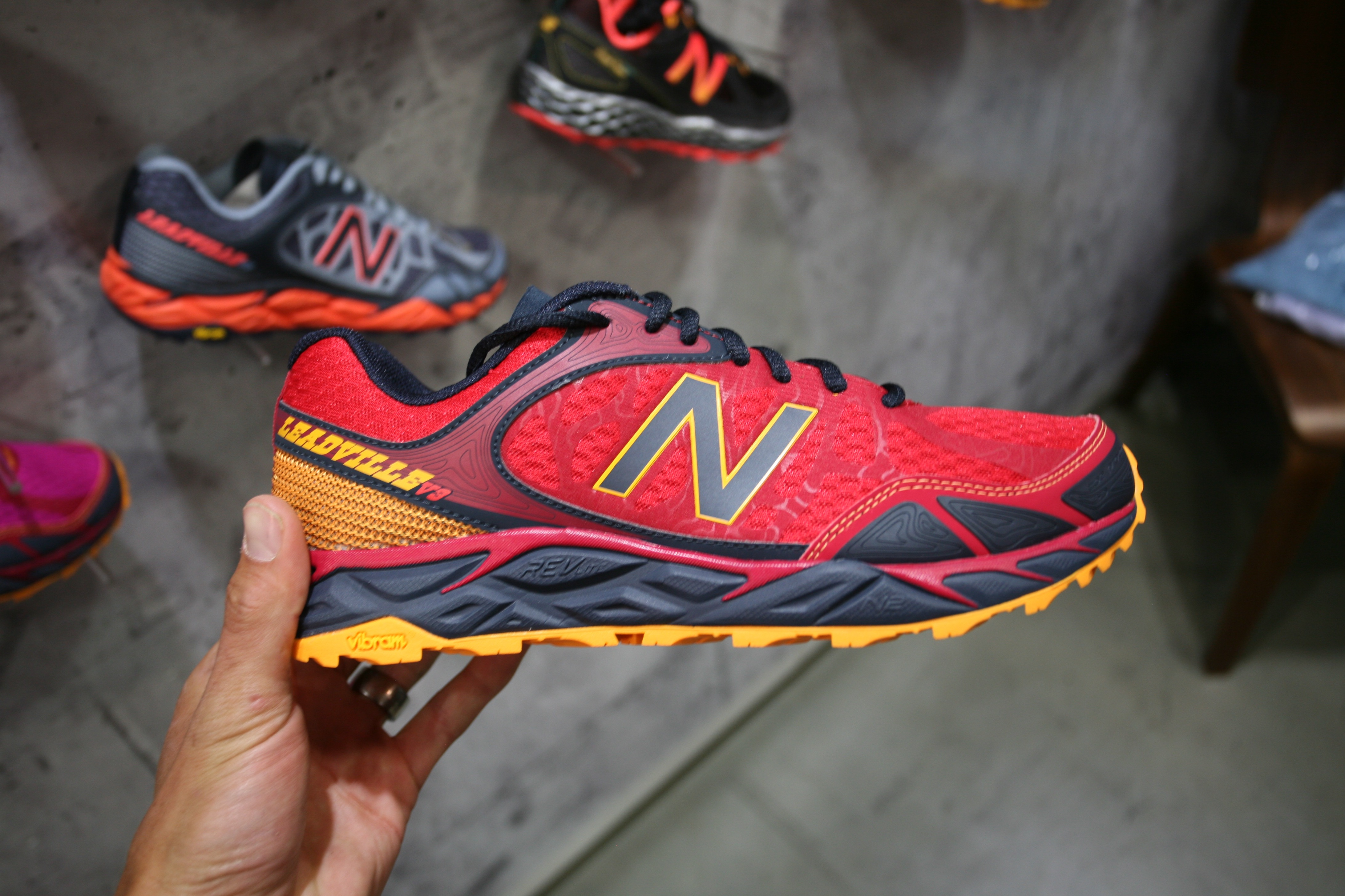 Mucho Hacia atrás Subtropical  New Shoe Roundup: Trail Shoes Coming in 2016