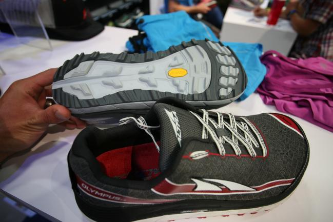 Nice looking outsole on them. I personally can't see using them on anything but flatter outings, but you never know!