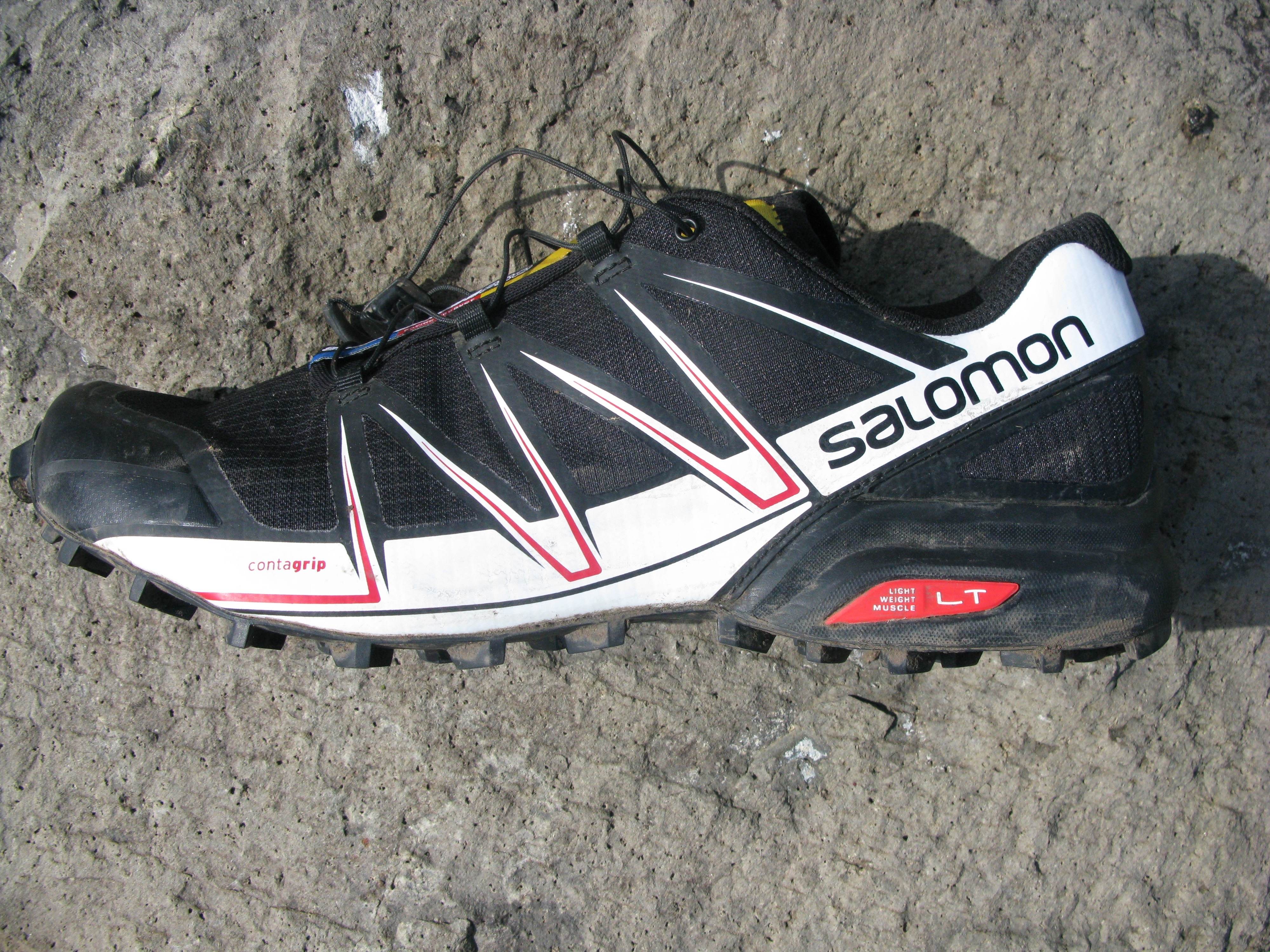 Salomon Shoe Laces Are Too Long