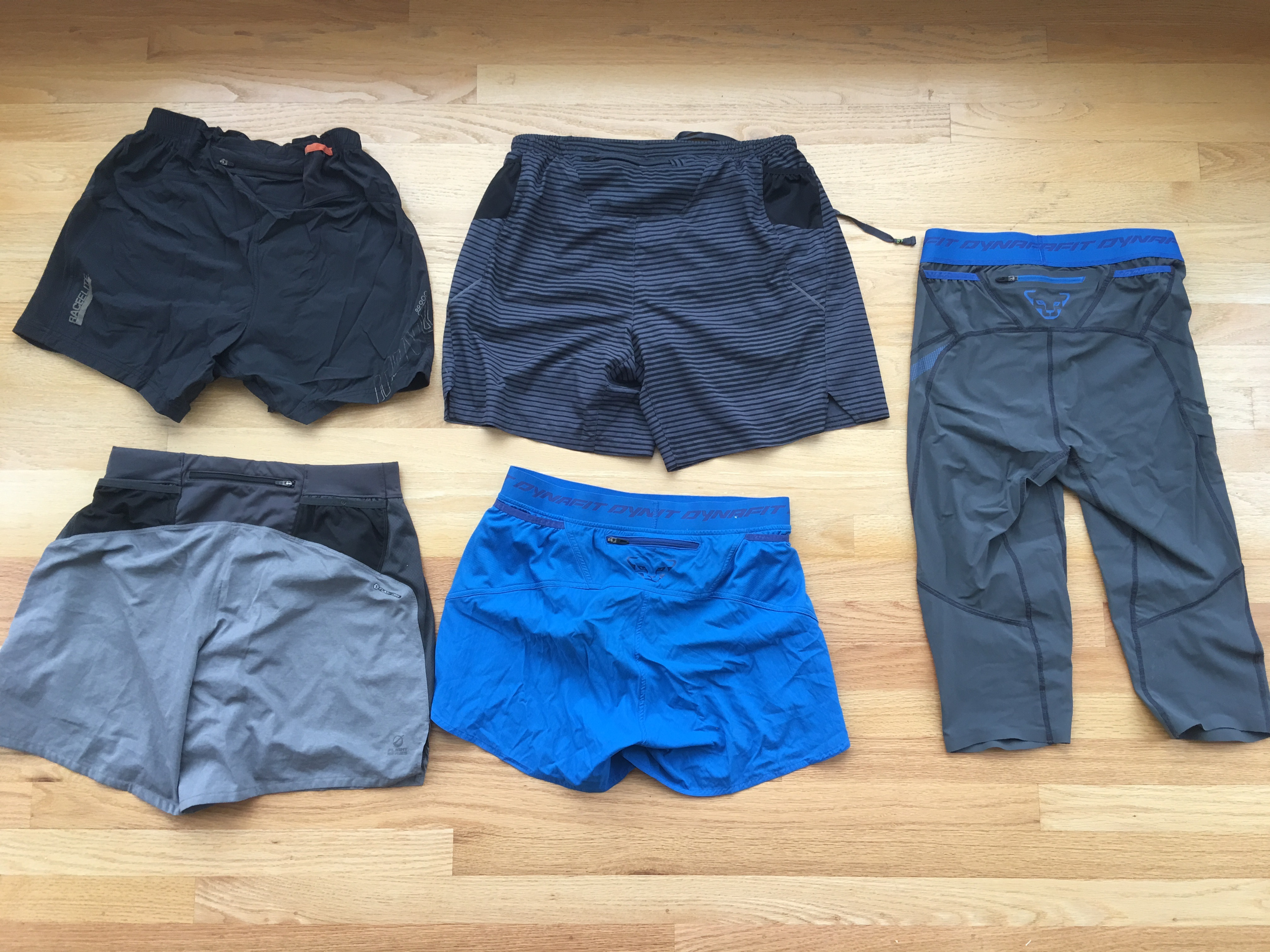 Trail Running Shorts Review Roundup ecc11ebd7