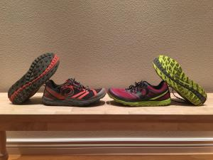 Pearl Izumi Trail N2v2 and N1v2 Dual Review