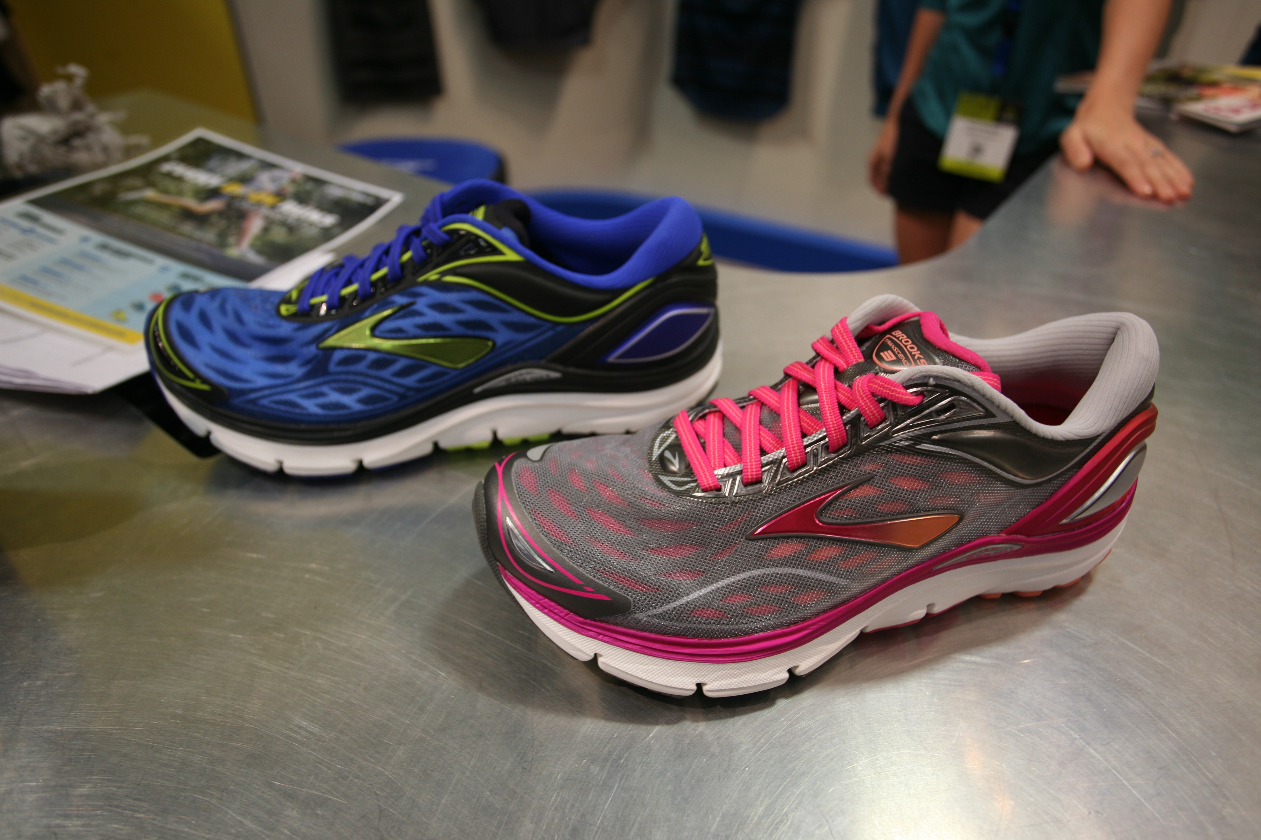 Extra Cushion Running Shoes